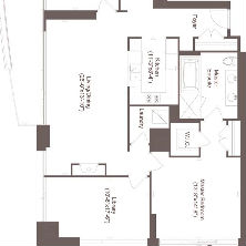 Floor Plans for The Florian Residences; 88 Davenport Rd