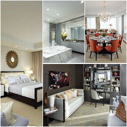 Suite Features at The Florian Residences; 88 Davenport Rd